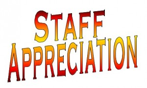 when is support staff appreciation day 2012 | just b.CAUSE