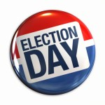Election Day is Tuesday, November 6th.