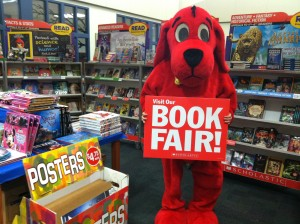 clifford  book fair