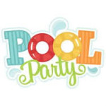 Attention 5th Grade Families!  5th Grade Pool Party